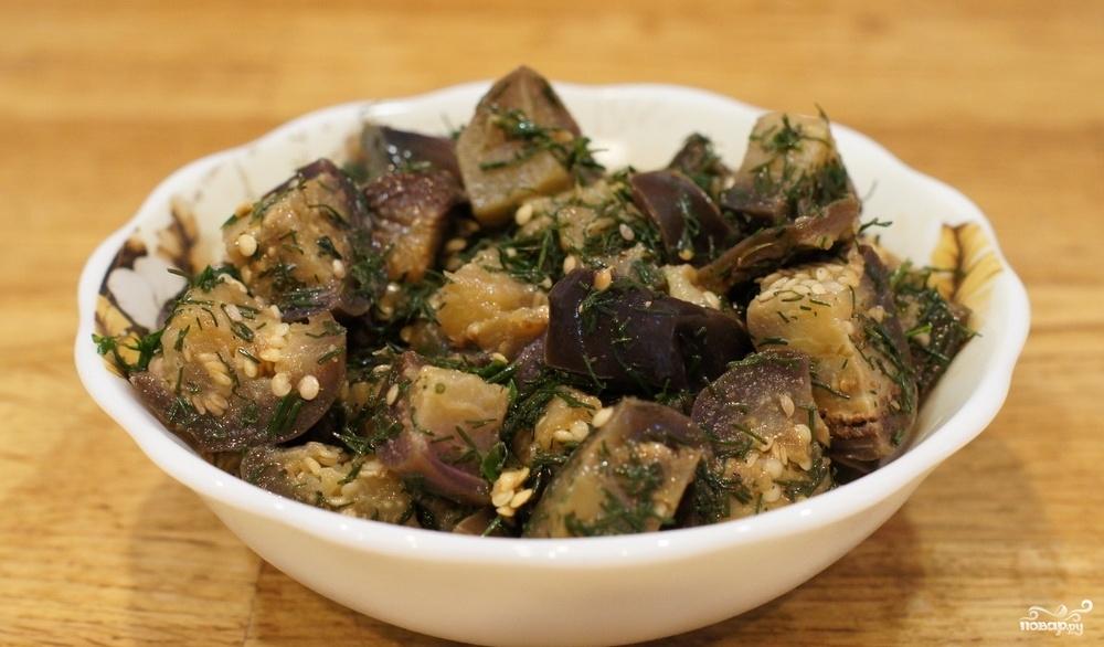 Маринованные баклажаны как грибы рецепт с фото