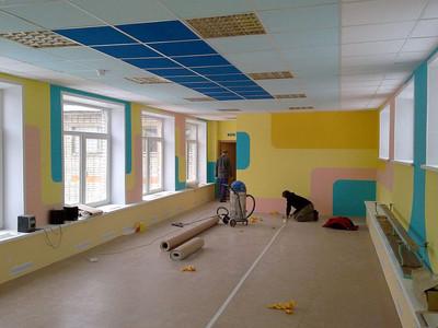 В этом году на ремонтные работы в образовательных учреждениях Братска и подготовку к новому учебному году направлено 33,3 млн руб.